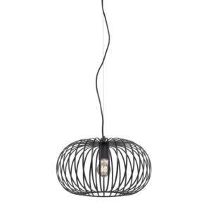 Hanglamp Bolato zwart 50cm